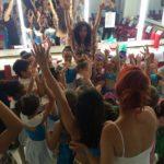 baile de fin de curso niños Almería