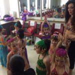 bailes infantiles almería
