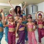 clases de danza infantil en Almería