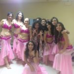 danza del vientre en Almería