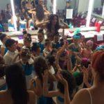 danza y expresión corporal de los niños almería