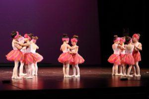 Danza para niños en Almería