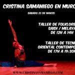Cristina Samaniego por primera vez en Murcia 28 de Marzo_opt