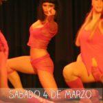 Taller de jazz en Almeria con Keka Manzano 4 de Marzo