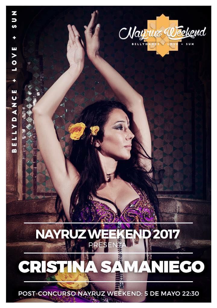 Actuación en Málaga dentro del Festival Nayruz Weekend