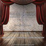 Taller de interpretación basado en el movimiento y la danza con Keka Manzano.