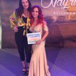 Nuestra alumna Cristina Galdeano gana el primer premio en el Festival Nayruz Weekend en Malaga.