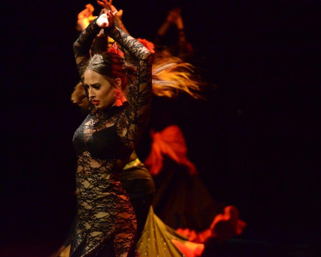 Talleres de Flamenco Oriental con Ana Salas el 13 y 27 de Mayo.