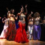 La II Gala de solistas, fue mas que danza oriental.