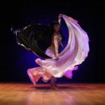 La II Gala de solistas, fue mucho mas que danza oriental.
