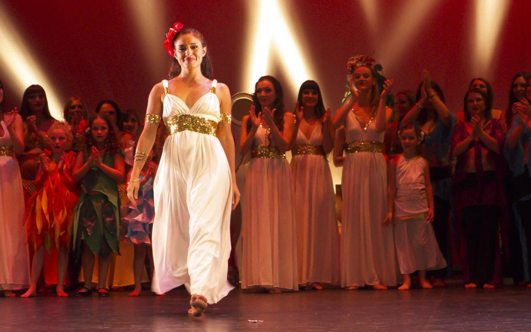 Bailando con Laila Elia