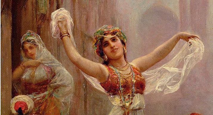 ¿Qué es la Danza Oriental?