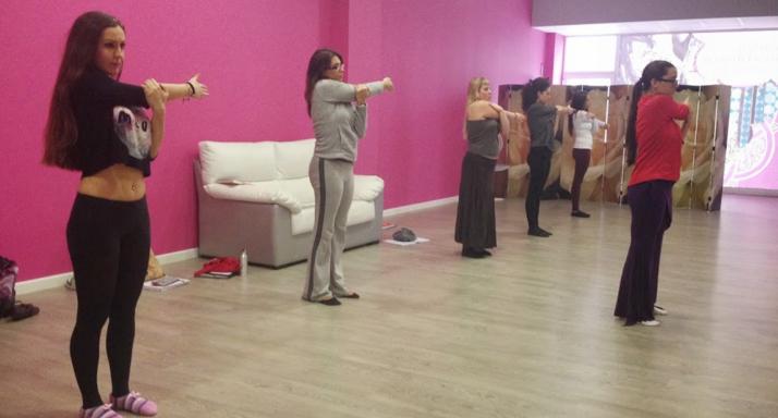 Nuevo curso de profesoras de Danza Oriental en Almeria