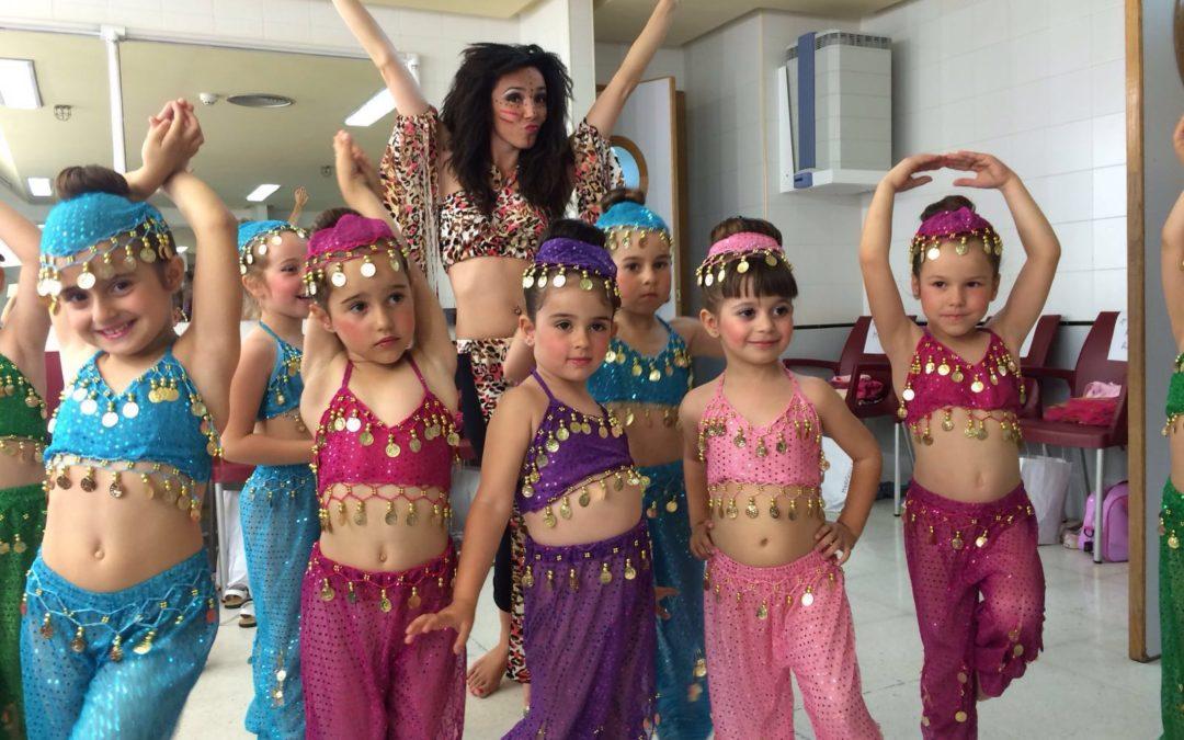 Fin de curso 2016 – Apartado de clases de danza infantil en Almería