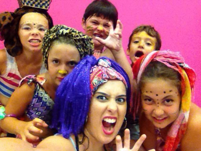 Baile para niños en Almería: Fin de taller de verano