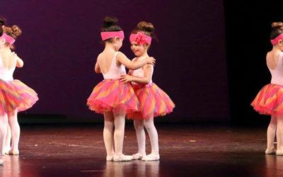 Danza para niños en Almería – Adelanto vídeo de fin de curso