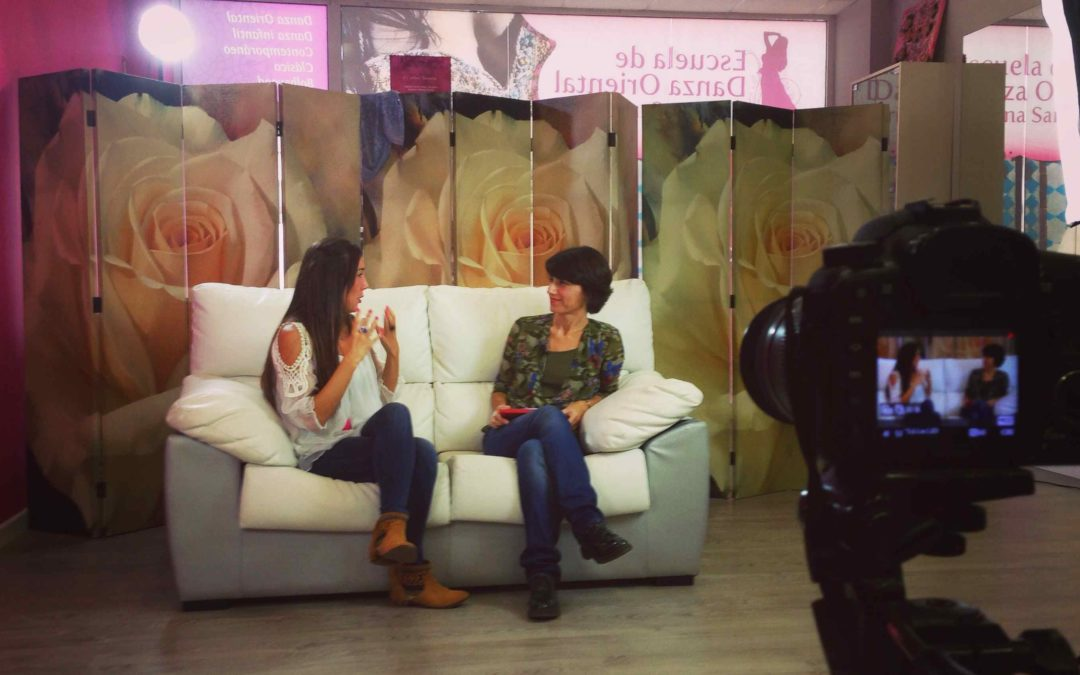 Última entrevista de Cristina Samaniego para el programa Organica