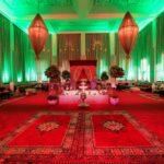 Actuacion de Danza del Vientre en Marruecos con la compañia Dreambellydance