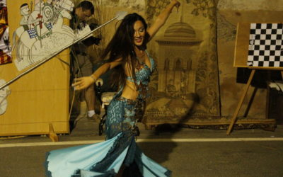 Cristina Samaniego en Santa Fé de Mondujar revive con orgullo su pasado morisco