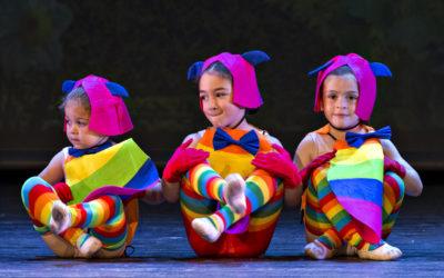 Comienza el nuevo curso de baile  2018/2019. Muchas novedades!