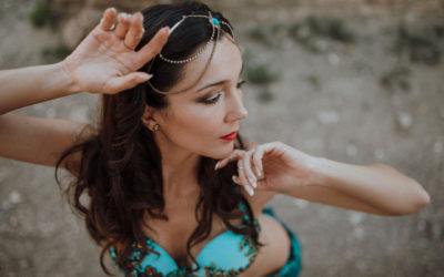 Cristina Samaniego; Pura pasión por la danza
