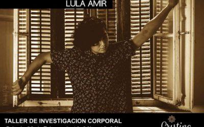 Otros cuerpos. Taller de investigación corporal con Lula Amir.