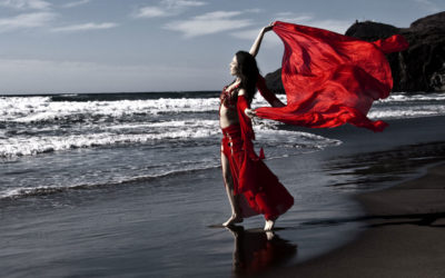 Cristina Samaniego, una almeriense en la cima de la danza oriental