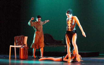 La Escuela de Danza Cristina Samaniego estrena el espectáculo 'Badia Masabni'