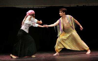 El espectáculo 'El sueño de Nayib' de Danza Oriental llega el viernes al Cervantes