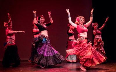 Talleres de Danza Tribal en Almeria 2019/2020