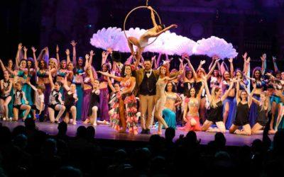 Espectáculos de danza teatrales y producciones