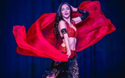 Entrevista a varias bailarinas de Almeria donde Cristina cuenta como esta viviendo la cuarentena.