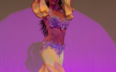 Actuación en el Festival Bellysan Murcia