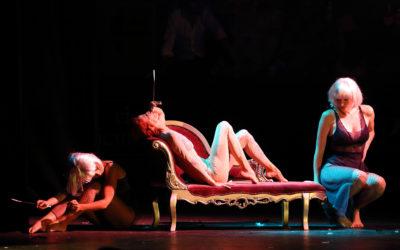 Cristina Samaniego prepara 'Badia Masabni' para su estreno en Almería