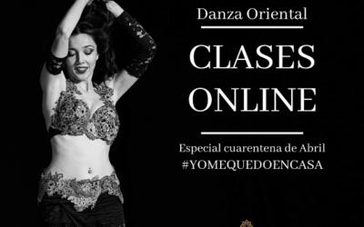 Clases online mes de Abril #yomequedoencasa