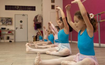 Cristina Samaniego dará en el nuevo curso clases de danza para pequeños