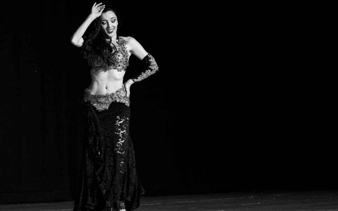 Clases online de Danza Oriental durante la cuarentena
