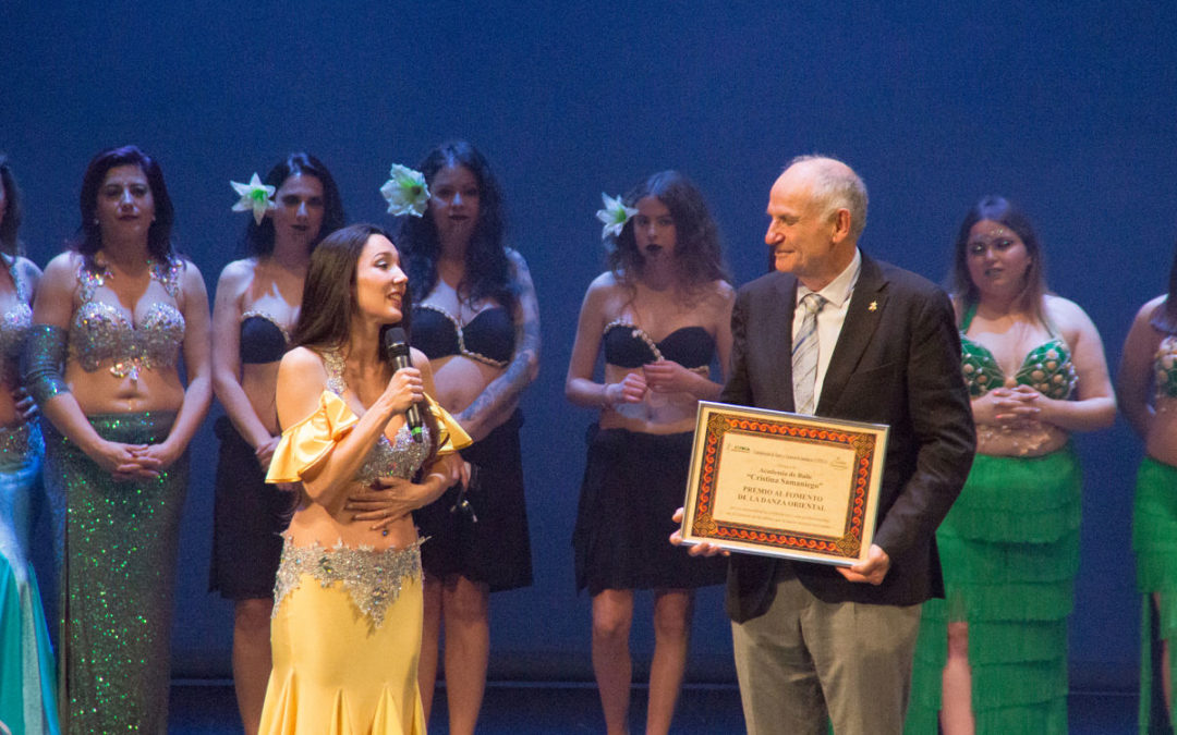 Premiada por la confederación de Teatro y Carnaval de Andalucía