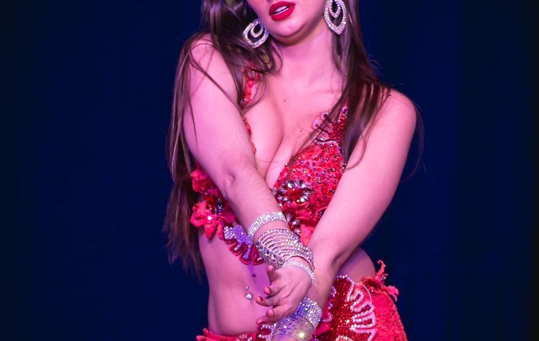 Talleres de Flamenco oriental y actuación con Ana Salas