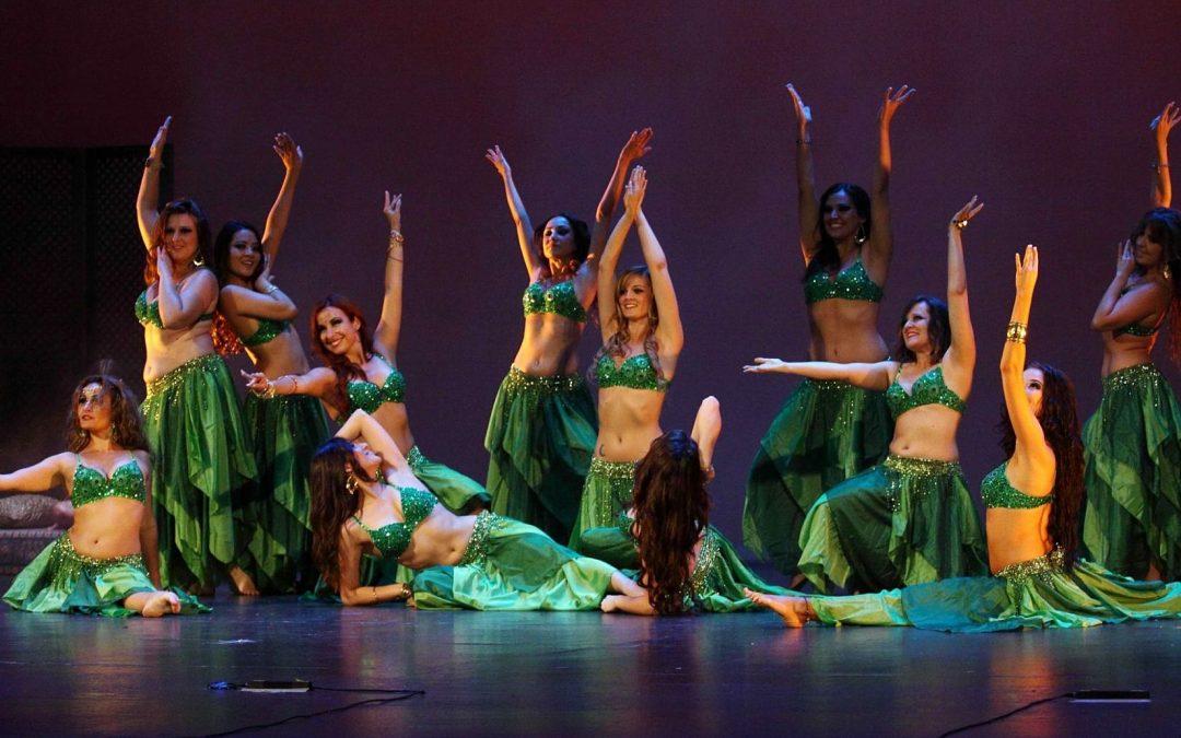 Espectáculo de Danza Oriental en grupo o con bailarina solista
