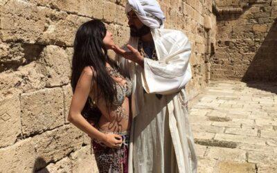 El Padilla acoge el estreno de la obra 'Gayalmana, la Odalisca de Almería'