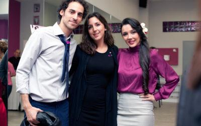 Cristina Samaniego abrirá en febrero la primera Escuela de Danza Oriental