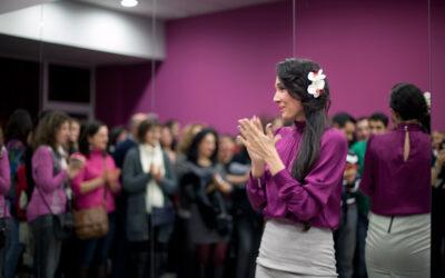 Cristina Samaniego inaugura esta noche la primera Escuela de Danza Oriental de Almería