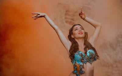El éxito de perseguir un sueño – Cristina Samaniego, bailarina de danza oriental