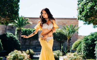 La Danza Oriental de la mano de Cristina Samaniego